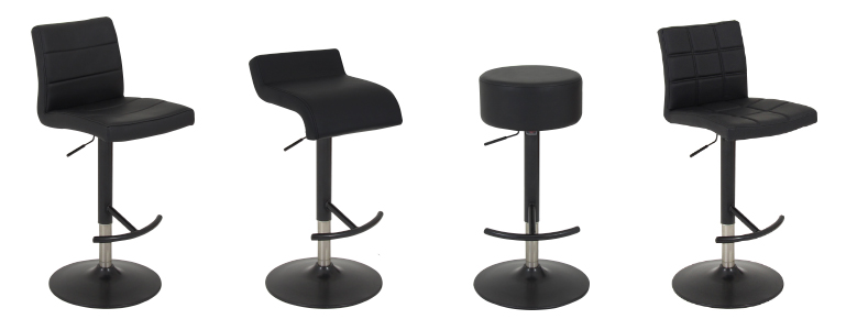 black bar stools nz bar stools smooch collection