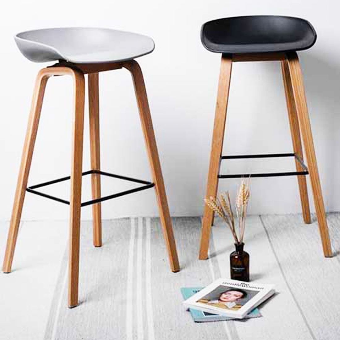 Picture of: Tokyo Wooden Bar Stool Bar Stools Auckland Bar Stools Nz Smooch Collection