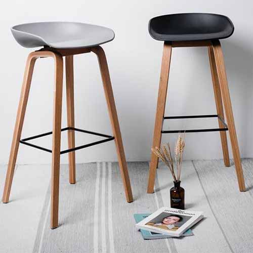 Tokyo Wooden Bar Stool Bar Stools Auckland Bar Stools Nz Smooch Collection